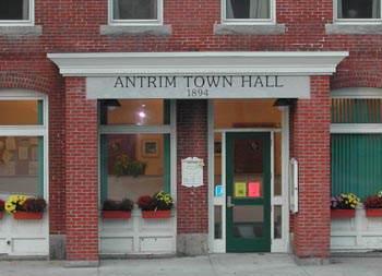 AntrimTownHall