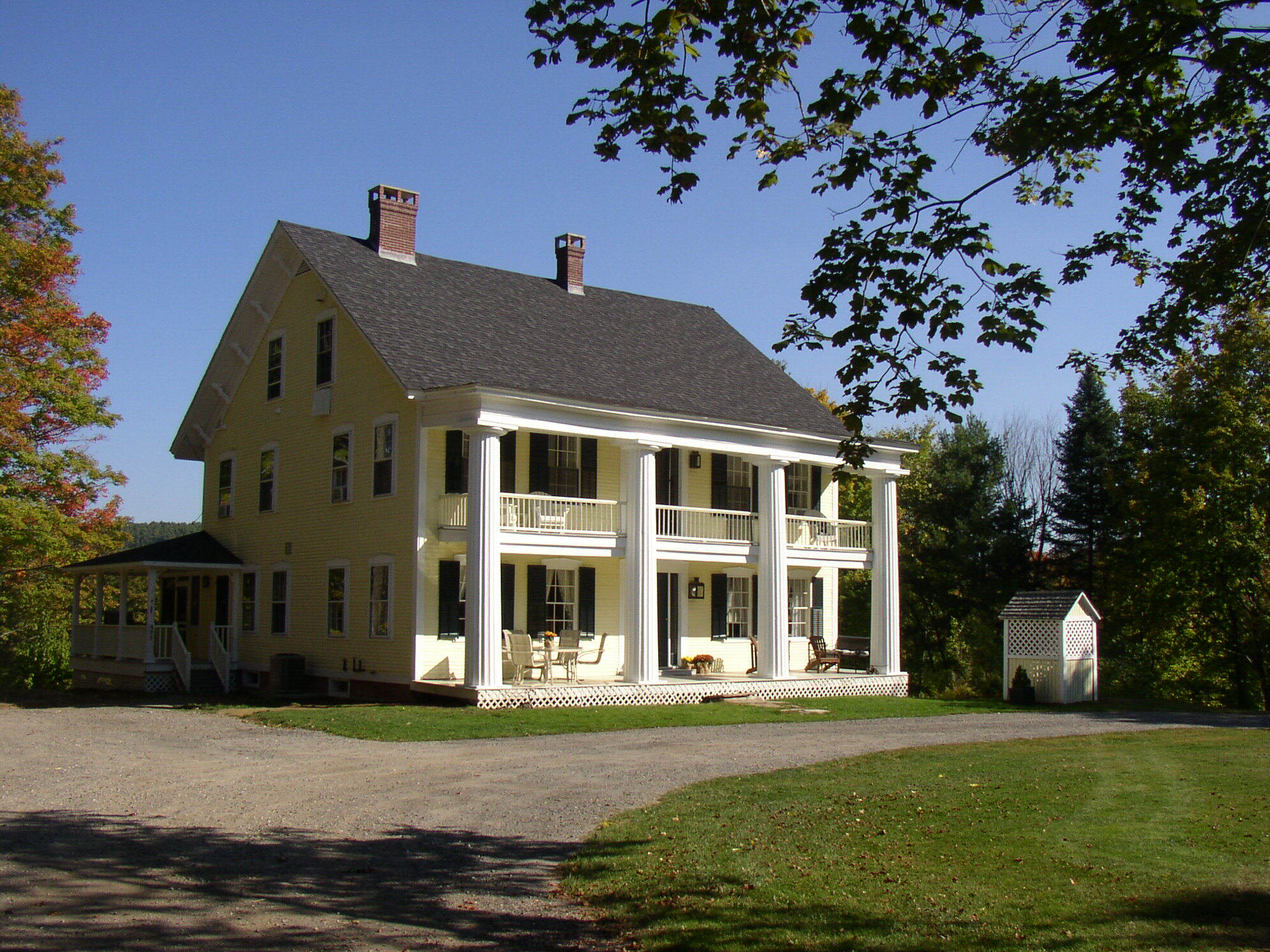 General Amos Shepard Bed and Breakfast