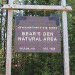 Bear Den Geological Park & Trail