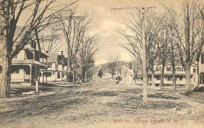 Gilsum Historical Society