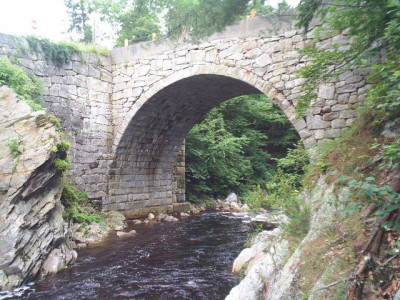 Gilsum Stone Arch Bridge