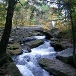 Gleason Falls Bridge