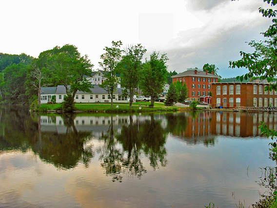 Greenville Mill Buidlings