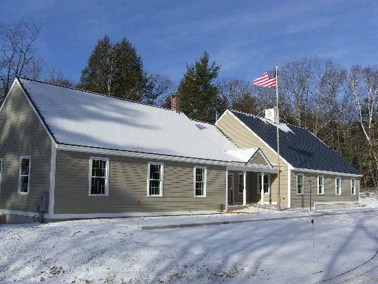 Sharon Meetinghouse