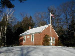 Sharon Schoolhouse