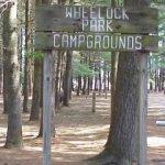 Wheelock Park Camp Area