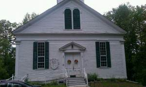 Fitzwilliam-Trinity Baptist Church