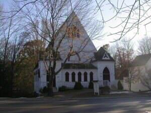 Francestown-Community Church