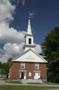 Harrisville-Community Church