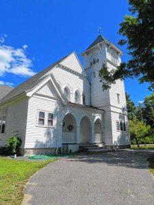 New Ipswich Congregational Church