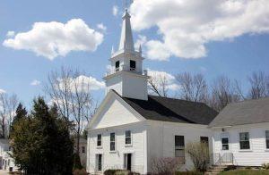 Temple Congregational Church