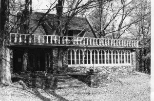 Madame Sherri's mansion