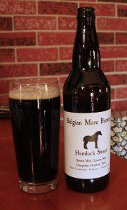 Belgian Mare Brewery Hemlock Stout