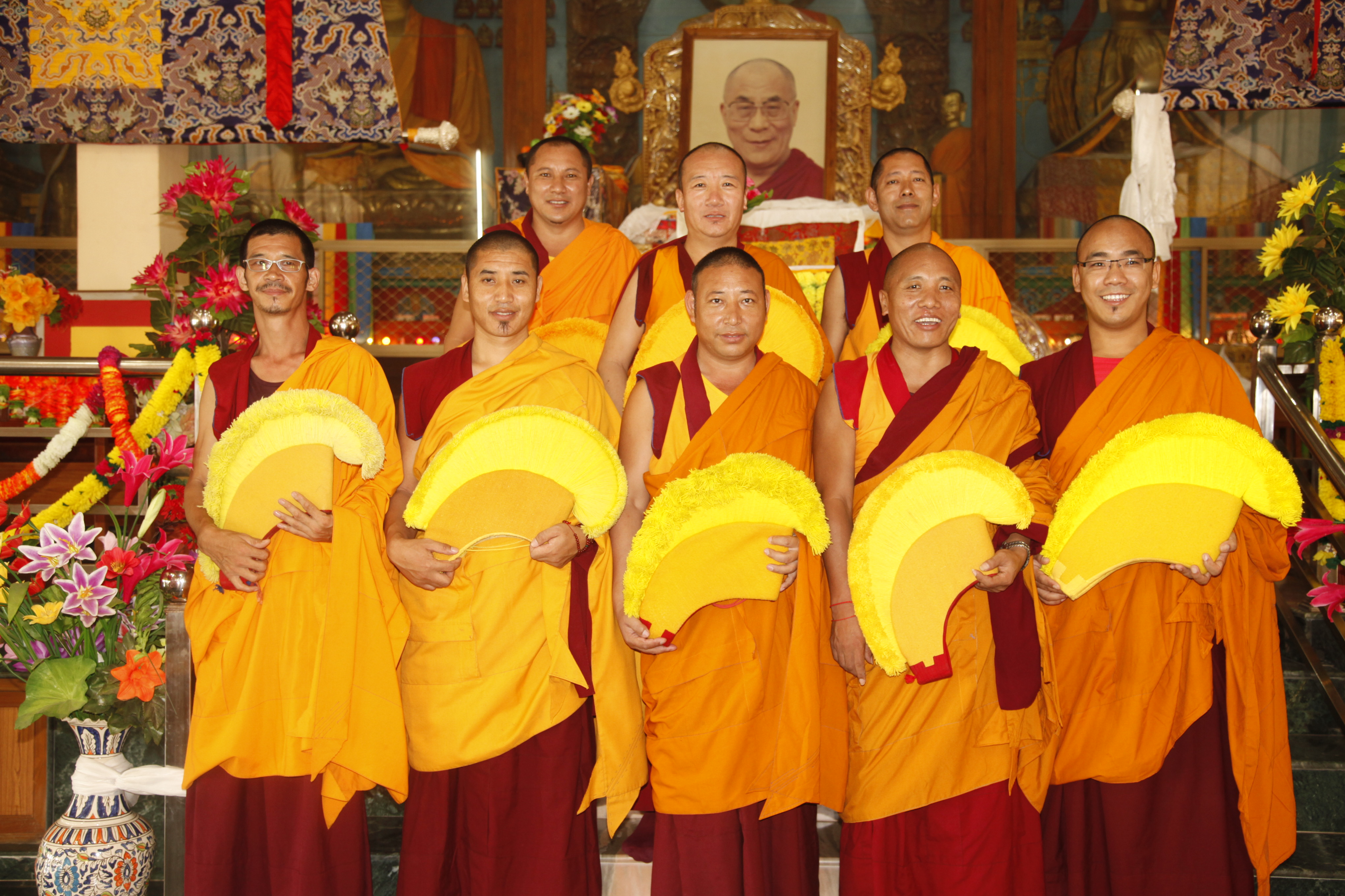 Tibetan Monks Cultural Pageant Discover Monadnock